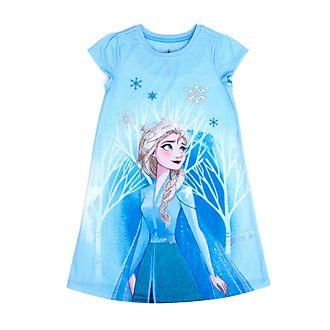 Camisón infantil Elsa, Frozen2, Disney Store
