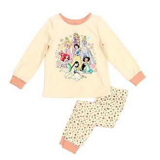 Pigiama bimbi in cotone bio Principesse Disney, Disney Store