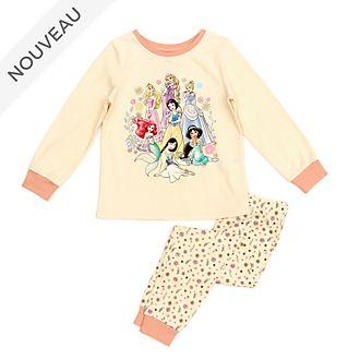 Disney Store Pyjama Princesses Disney en coton biologique pour enfants