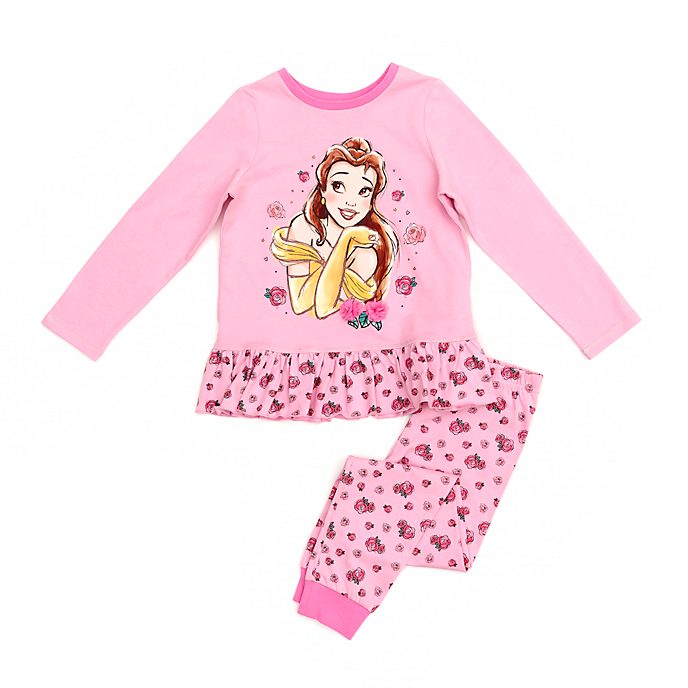 Pigiama bimbi in cotone bio Belle La Bella e la Bestia Disney Store