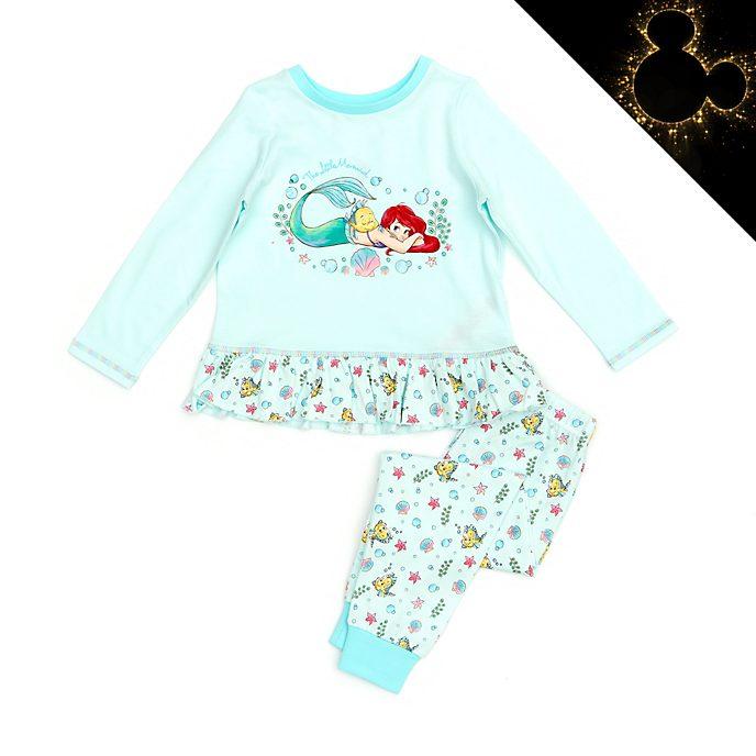 Disney Store Pyjama La Petite Sirène en coton biologique pour enfants