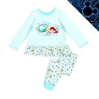 Disney Store - Arielle, die Meerjungfrau - Pyjama für Kinder aus Bio-Baumwolle