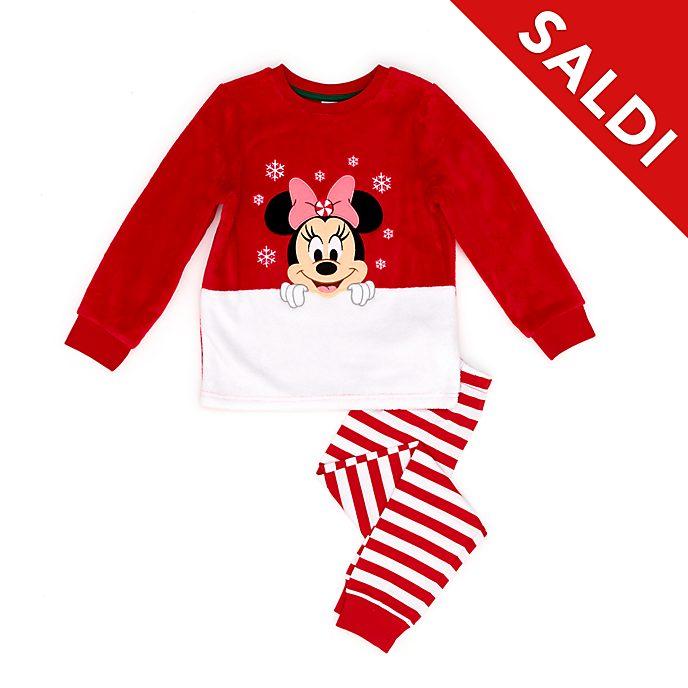 Pigiama morbido bimbi Holiday Cheer Minni Disney Store