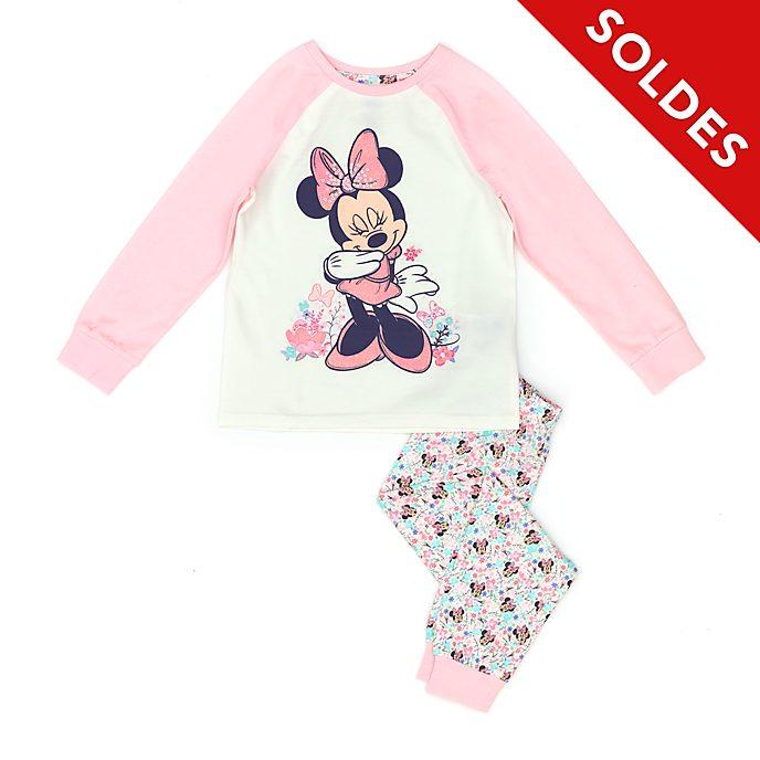 Disney Store Pyjama Minnie en coton biologique pour enfants