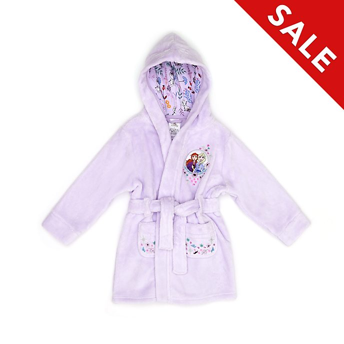 Disney Store Frozen 2 Dressing Gown For Kids