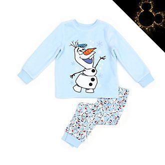 Pigiama morbido bimbi Olaf Frozen 2: Il Segreto di Arendelle Disney Store