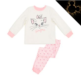Disney Store - Aristocats - Marie - Flauschiger Pyjama für Kinder