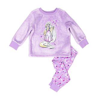 Disney Store Pyjama molletonné Raiponce pour enfants