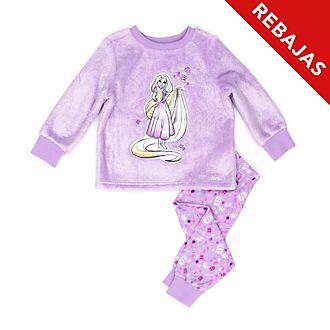 Pijama mullido infantil Rapunzel, Enredados, Disney Store
