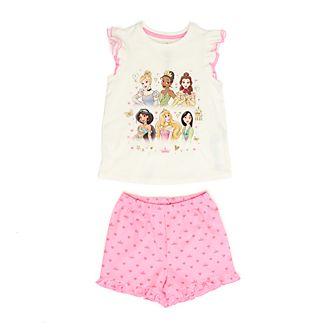 Disney Store - Disney Prinzessin - Pyjama für Kinder aus Bio-Baumwolle