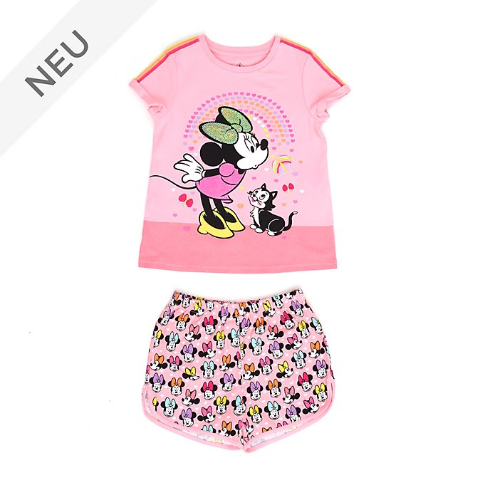 Disney Store - Minnie Maus - Pyjama für Kinder aus Bio-Baumwolle