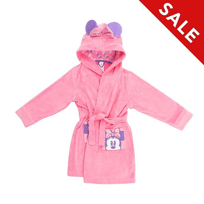 Disney Store Minnie Mouse Mystical Bath Robe For Kids