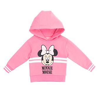 Disney Store Sweatshirt à capuche Minnie pour enfants