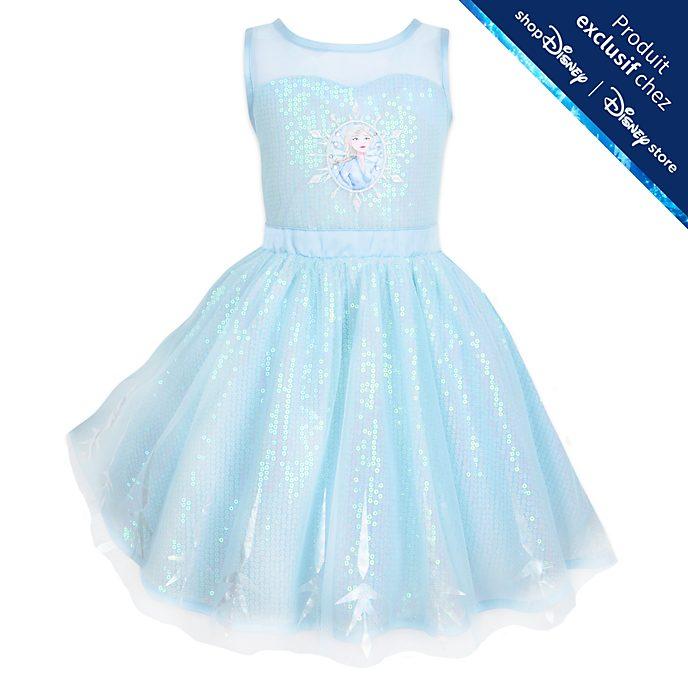 Disney Store Robe Elsa La Reine Des Neiges 2 Pour Enfants Shopdisney France