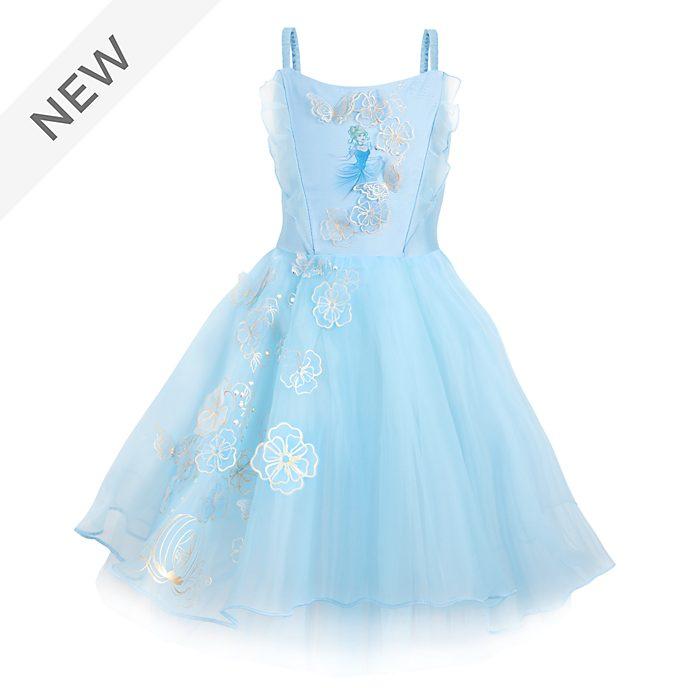 Disney Store Cinderella Leotard With Tutu For Kids