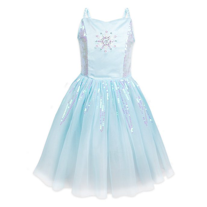 Disney Store Frozen 2 Leotard With Tutu For Kids