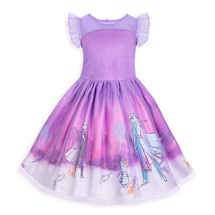Disney Store Frozen 2 Dress For Kids