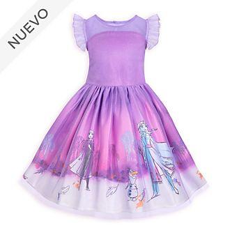 Vestido infantil Frozen 2, Disney Store