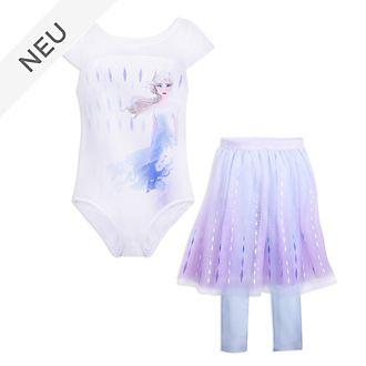 Disney Store - Die Eiskönigin2 - Elsa - Trikot mit Tutu für Kinder
