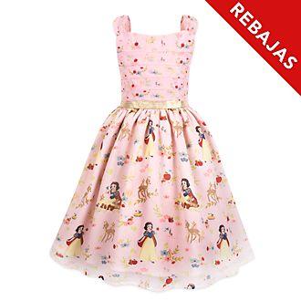 Vestido infantil Blancanieves, Disney Store