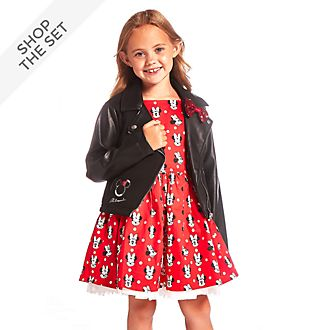 Disney Store Minnie Mouse Clothing Collection For Kids