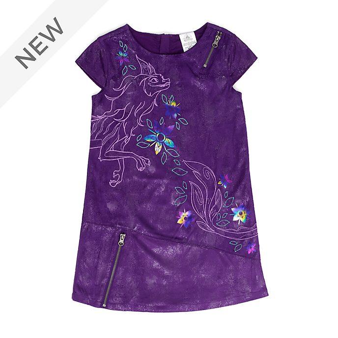 Disney Store Sisu Dress For Kids, Raya and the Last Dragon