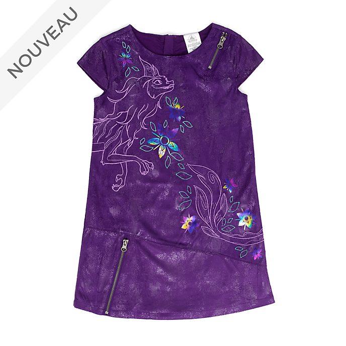 Disney Store Robe Sisu pour enfants, Raya et le Dernier Dragon