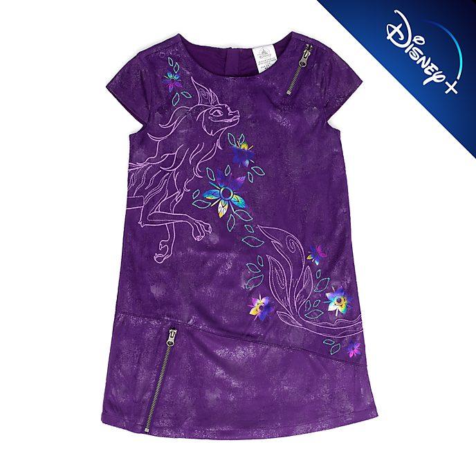 Vestido infantil Sisu, Raya y el último dragón, Disney Store