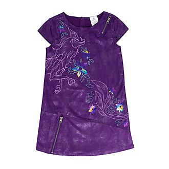 Disney Store Sisu Dress For Kids, Raya and the Last Dragon