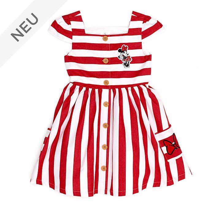 Disney Store - Minnie Maus - Gestreiftes Kleid für Kinder