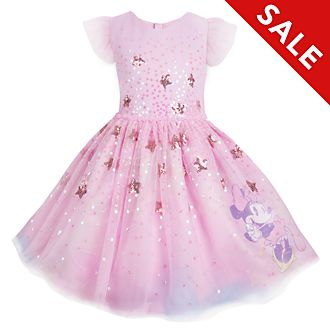 Disney Store Minnie Mouse Mystical Dress For Kids