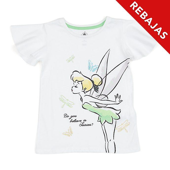 Camiseta infantil Campanilla, Disney Store