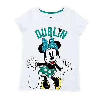 Disney Store - Minnie Maus - Dublin T-Shirt für Kinder