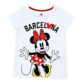 Maglietta bimbi Minni Barcellona Disney Store