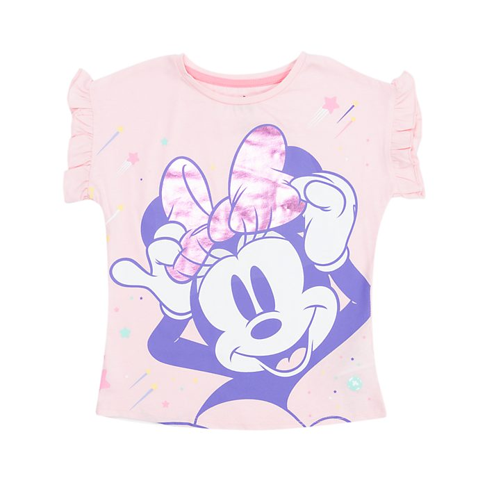 Disney Store Minnie Mouse Mystical T-Shirt For Kids
