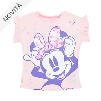 Maglietta bimbi Minnie Mouse Mystical Minni Disney Store