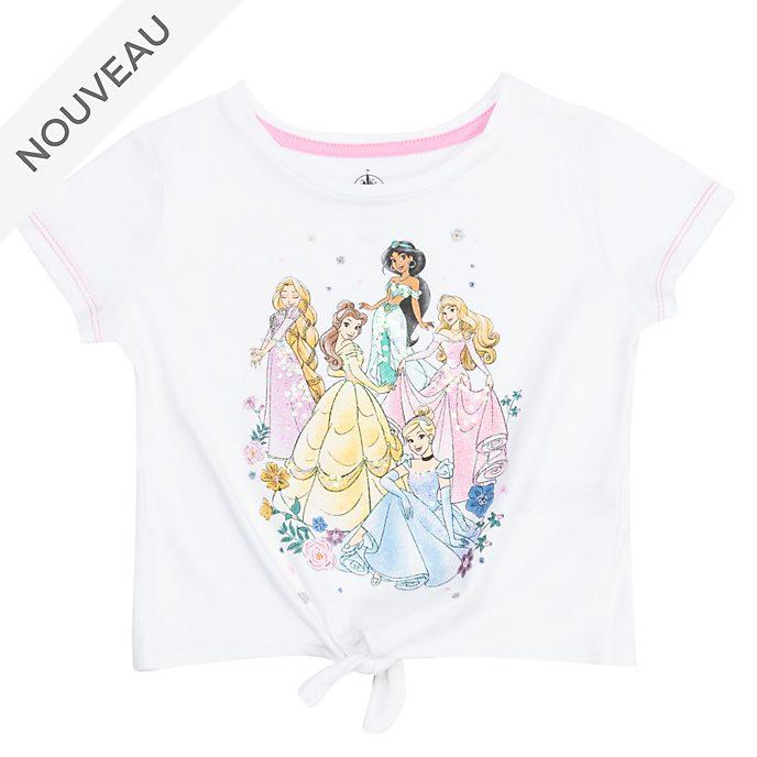 Disney Store T-shirt Princesses Disney pour enfants