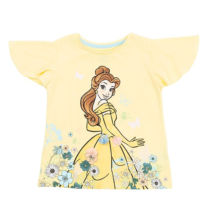 Disney Store - Belle - T-Shirt für Kinder