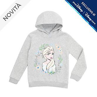 Felpa bimbi con cappuccio Elsa Frozen 2: Il Segreto di Arendelle Disney Store