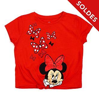 Disney Store T-shirt à nouer Minnie pour enfants