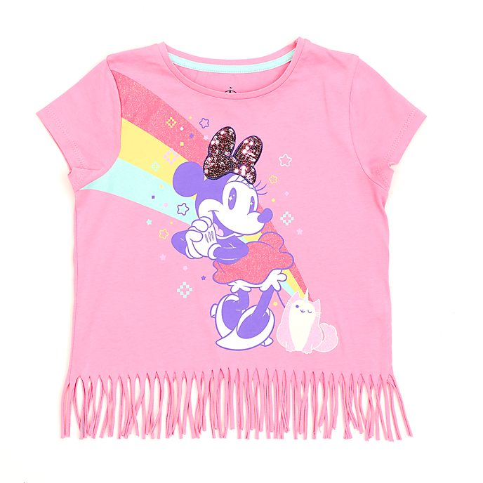 Disney Store T-shirt Minnie Mouse Mystical pour enfants