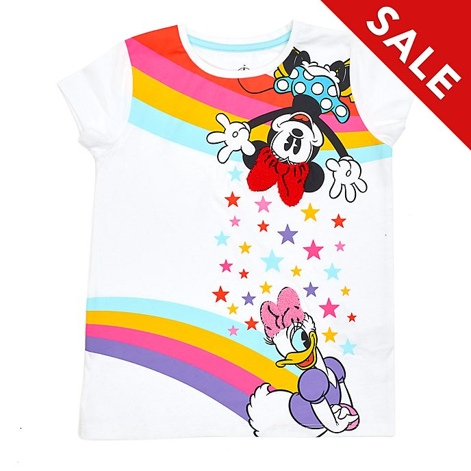 Disney Store Minnie and Daisy T-Shirt For Kids