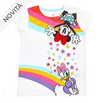Maglietta bimbi Minni e Paperina Disney Store