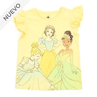 Camiseta infantil princesas Disney, Disney Store
