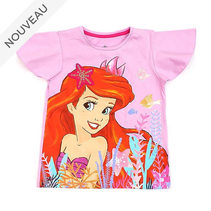 Disney Ariel la petite sirène Disneyland femme T Shirt