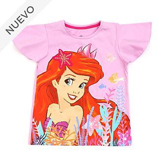 Camiseta infantil La Sirenita, Disney Store