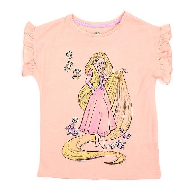 Disney Store - Rapunzel - Neu verföhnt - Rapunzel - T-Shirt für Kinder