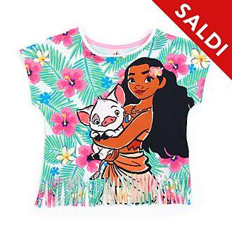 Maglietta bimbi Vaiana Disney Store