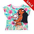 Disney Store Moana T-Shirt For Kids
