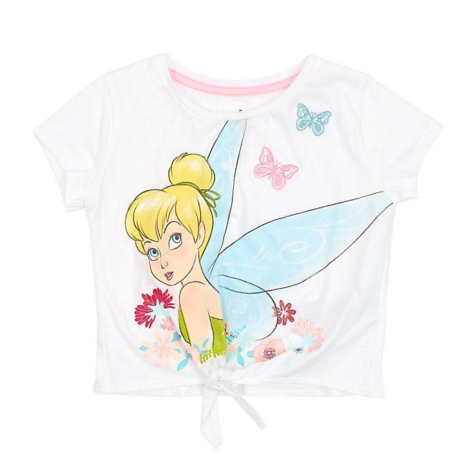 Disney Store - Tinkerbell - T-Shirt mit Band zum Knoten für Kinder